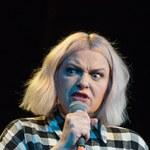 Kasia Nosowska na koncercie! Ale się wystroiła!