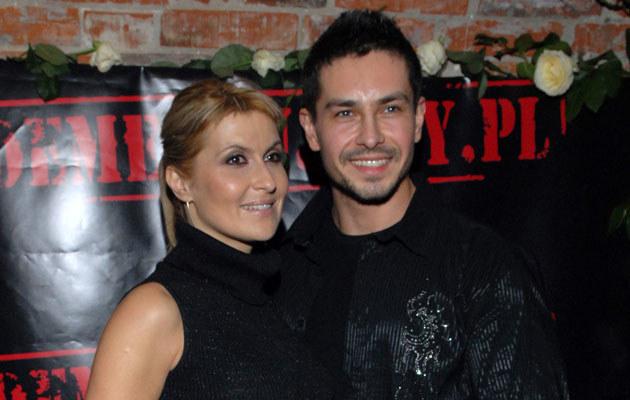 Kasia Skrzynecka i Marcin Łopucki, fot. Andras Szilagyi  /MWMedia
