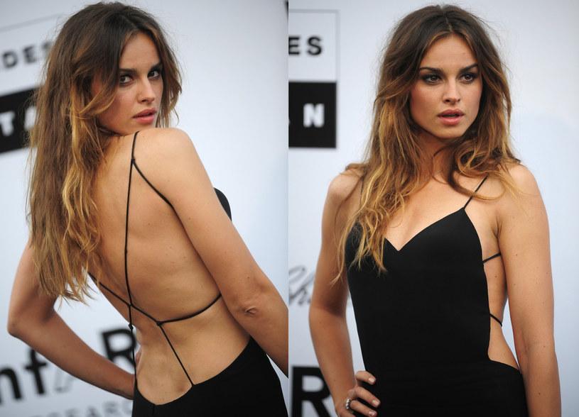Kasia Smutniak na festiwalu w Cannes (2009) /AFP