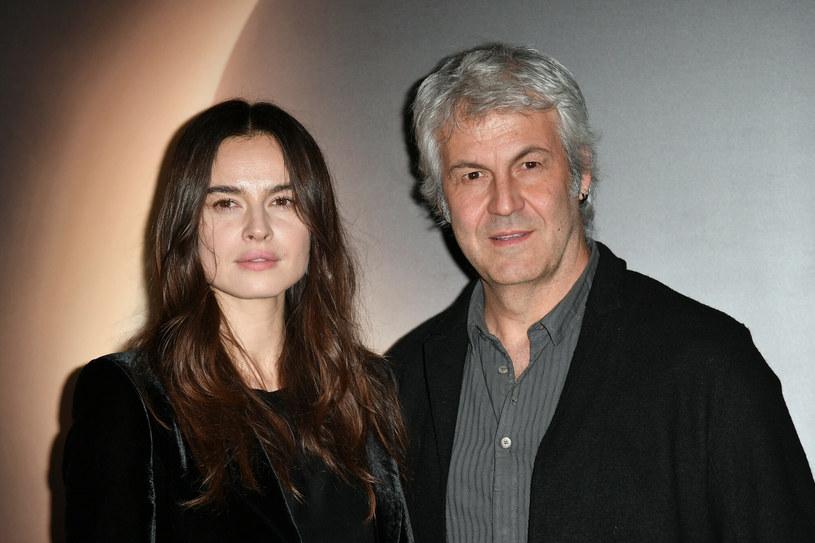 Kasia Smutniak z mężem /Maria Laura Antonelli/Photoshot/East News /East News