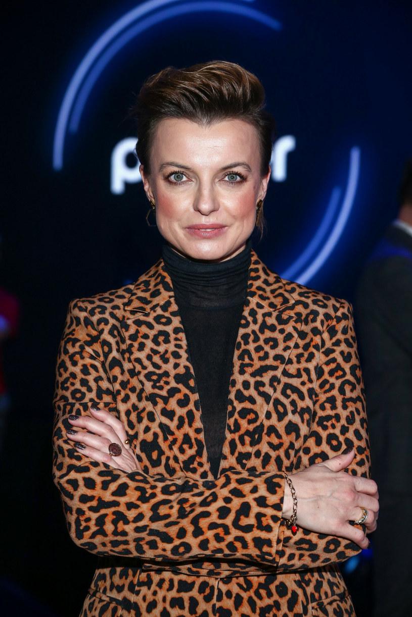 Kasia Sokołowska opublikowała zdjęcie w nowej fryzurze /Kamil Piklikieiwcz /East News