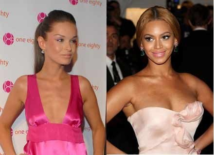 Kasia Sowińska I Beyonce Knowles/fot. MWMedia/Getty Images /
