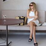 Kasia Tusk na luksusowych wakacjach z rodziną