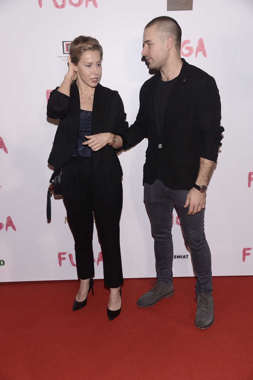 Kasia Warnke i Piotr Stramowski /East News