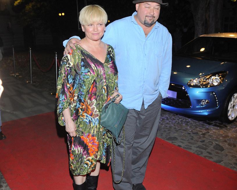 Kasia wciąż ma problemy z mężem /Jarosław Antoniak /MWMedia