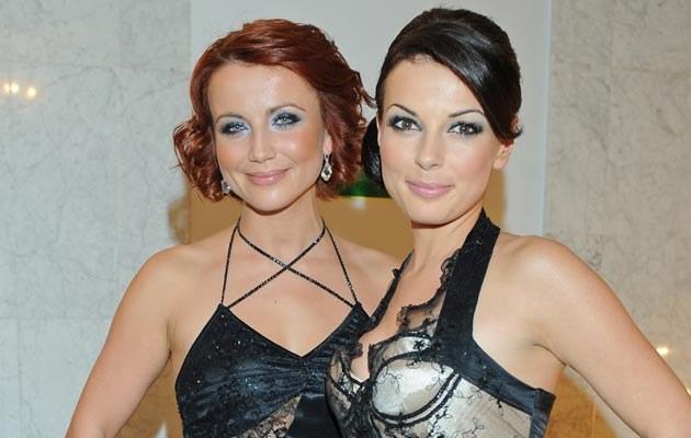Kasia Zielińska i Kasia Glinka, fot. Andras Szilagyi  /MWMedia