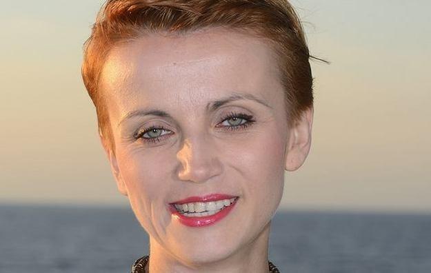 """Kasia Zielińska przez fotoreporterów nazywana jest """"królową focha"""" /MWMedia"""