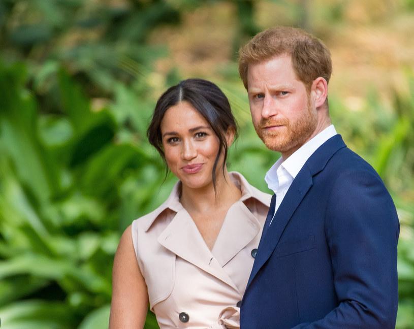 Kasiąże Harry i Meghan Markle /SplashNews.com /Splashnews/Eastnews