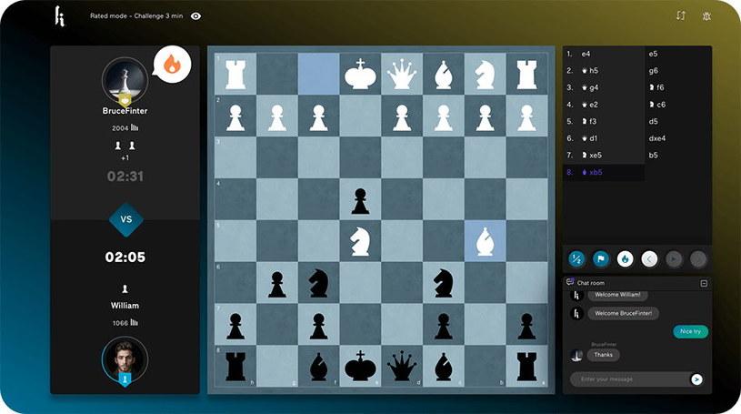 Kasparovchess /materiały prasowe