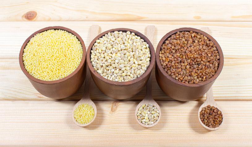 Kasze to bardzo wartościowy element codziennej diety /123RF/PICSEL