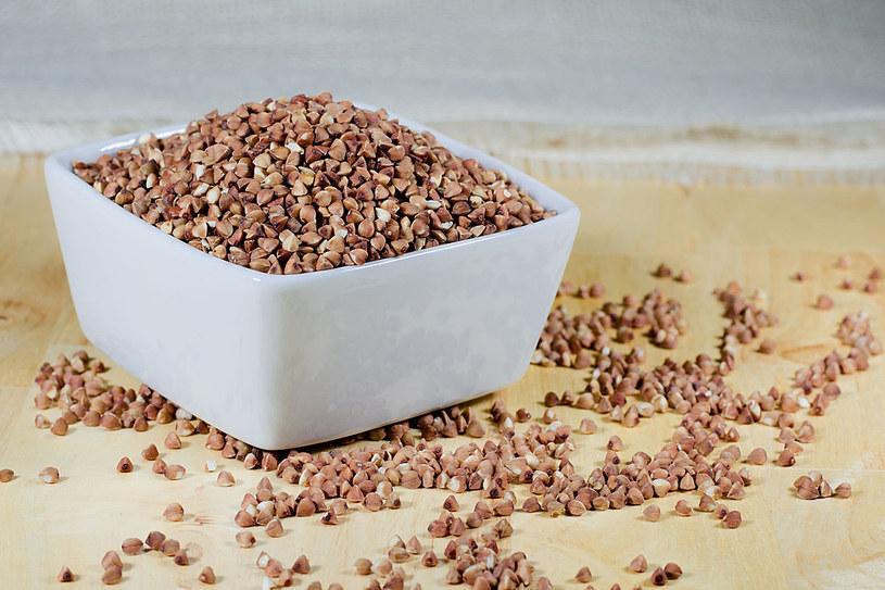 Kasze zapewniają porcję witamin (z grupy B, E, PP), białka oraz minerałów /123RF/PICSEL