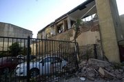 27 lutego potężne trzęsienie ziemi nawiedziło Chile. Miało siłę 8,8 stopnia w skali Richtera. Po nim nastąpiła seria wstrząsów wtórnych.