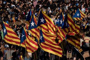 Katalonia na drodze do niepodległości