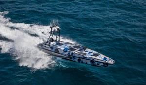 Katana - autonomiczna łódź bojowa Izraela