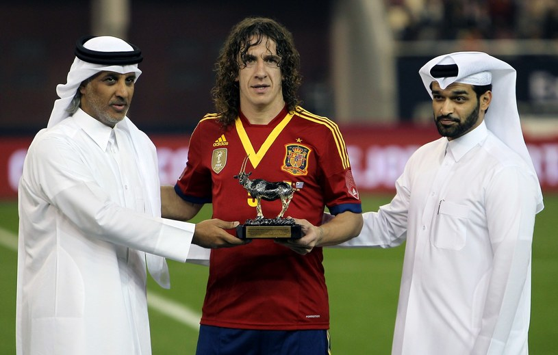 Katar wyłoży na organizację turnieju aż 200 mld USD /AFP