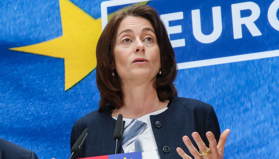 Katarina Barley /Kay Nietfeld  /PAP/EPA