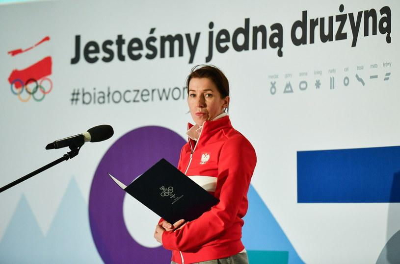 Katarzyna Bachleda-Curuś /Bartłomiej  Zborowski /PAP