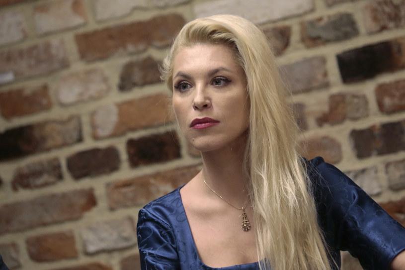 """Katarzyna Bonda - współautorka książki """"Motyw ukryty"""" /Adam Jankowski /Reporter"""