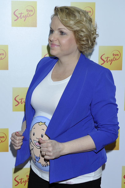Katarzyna Bosacka, 2013 rok /Kurnikowski /AKPA