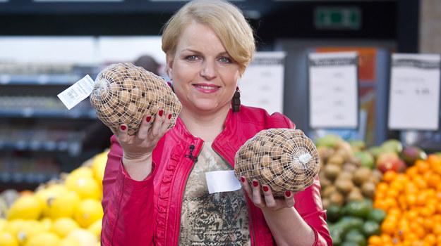 Katarzyna Bosacka czuje się rzecznikiem wszystkich klientów. /fot  /TVN