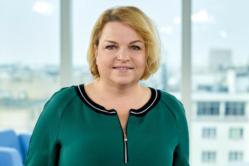 Katarzyna Bosacka potrafi wyczarować pyszne dania z niczego /TOMASZ URBANEK/Dzien Dobry TVN /East News