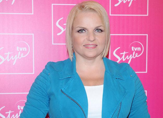 Katarzyna Bosacka skutecznie łączy rolę matki, żony i prezenterki telewizyjnej /Andras Szilagyi /MWMedia