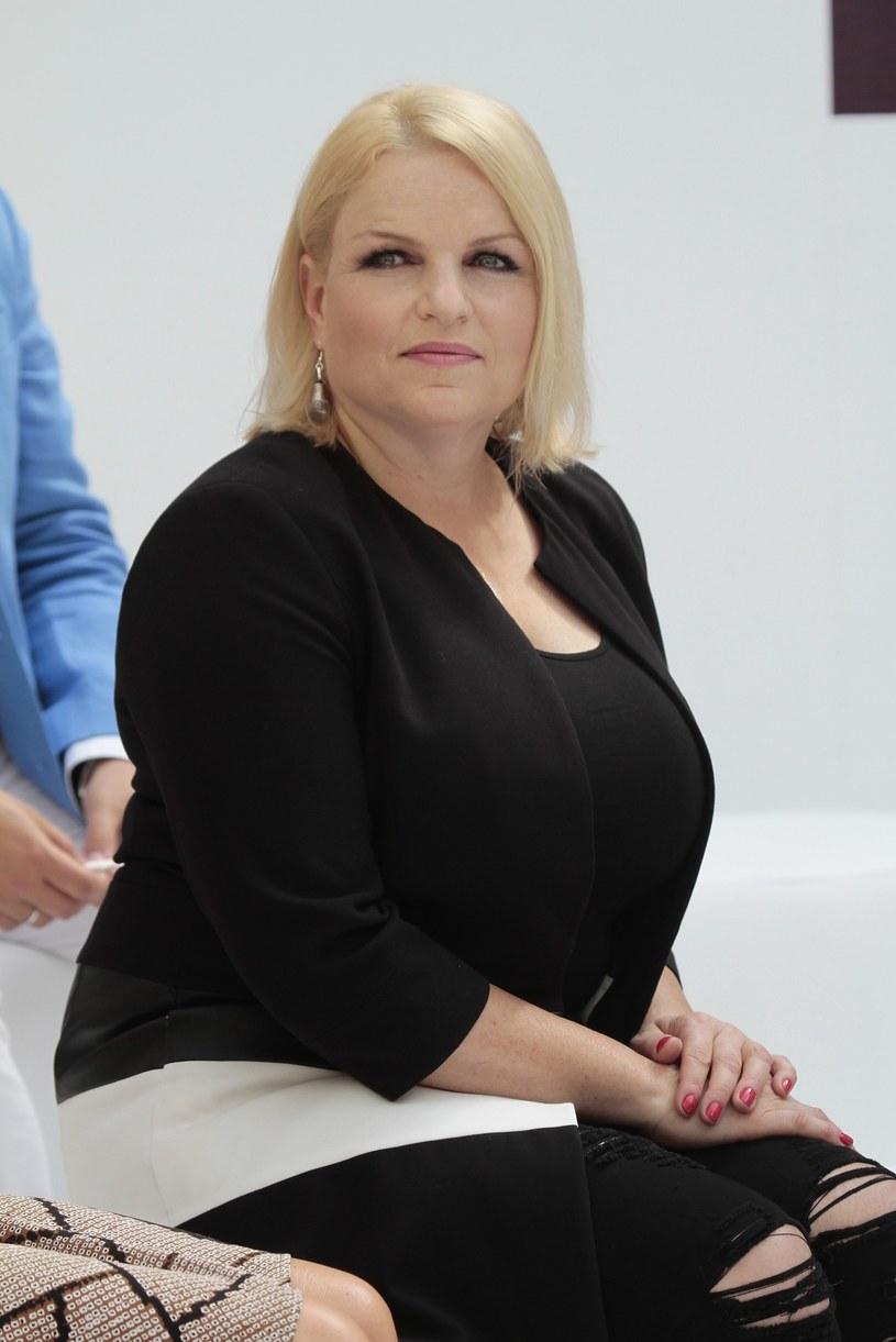 Katarzyna Bosacka /Jankowski /Reporter