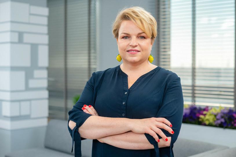 Katarzyna Bosacka /TOMASZ URBANEK/Dzien Dobry TVN/East News /East News