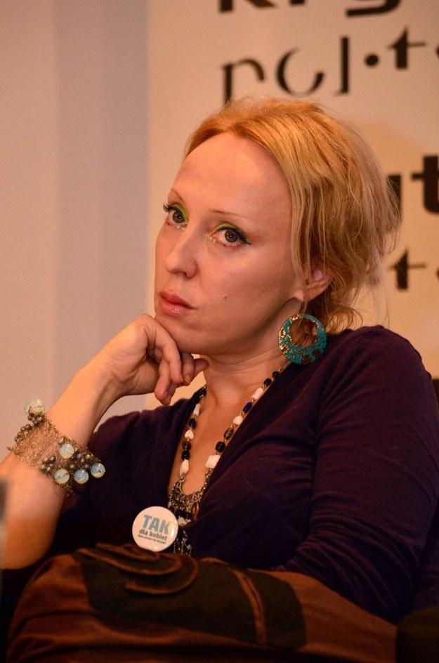 Katarzyna Bratkowska /Michał Gaczyński /East News