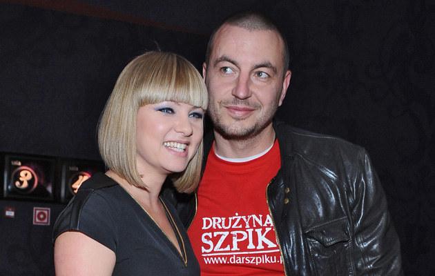 Katarzyna Bujakiewicz, Piotr Maruszewski /Andras Szilagyi /MWMedia