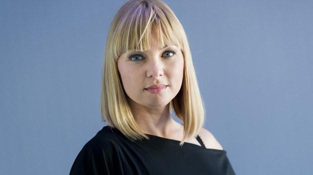Katarzyna Bujakiewicz twierdzi, że z serialową Sylwią łączy ją temperament. /Bartosz Krupa /East News
