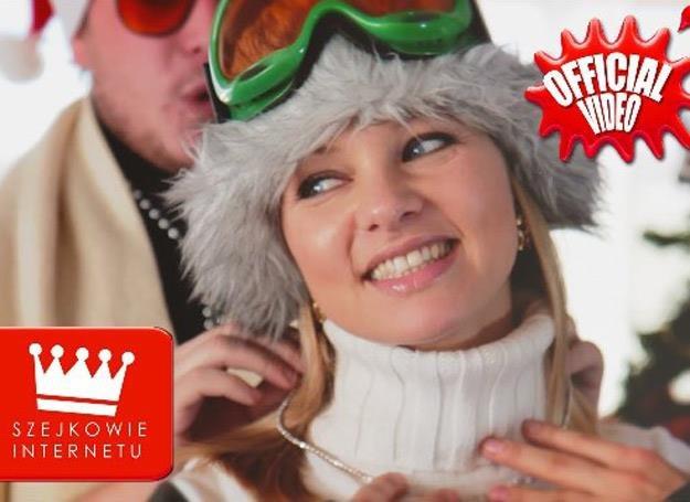 """Katarzyna Bujakiewicz wystąpiła w parodii """"Last Christmas"""" V-Unit /My Music"""