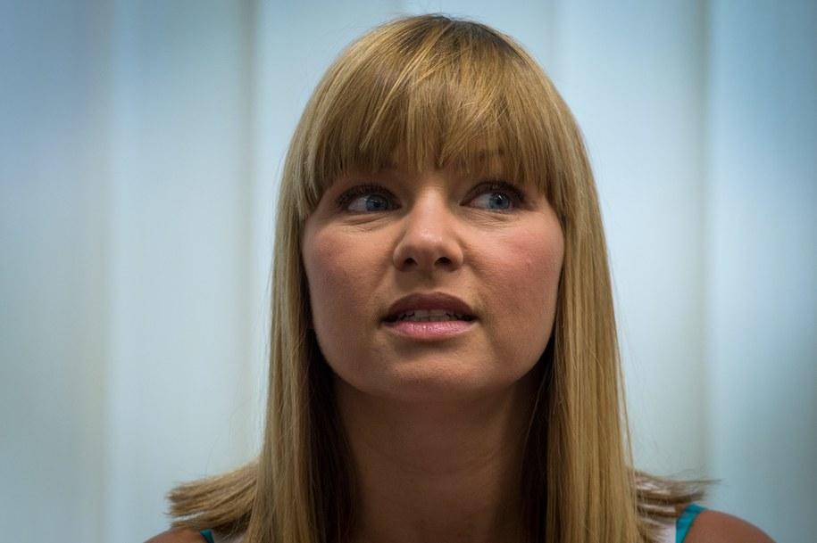Katarzyna Bujakiewicz / Tytus Żmijewski    /PAP