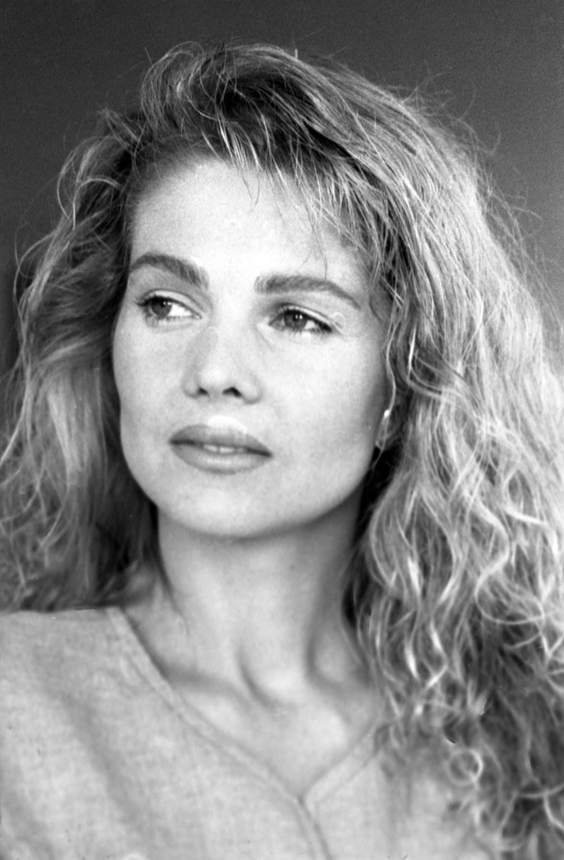 Katarzyna Butowtt, lata 90. /Zenon Zyburtowicz /East News