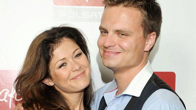 Katarzyna Cichopek i jej mąż, Marcin Hakiel /Agencja W. Impact
