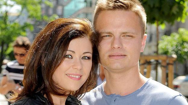 Katarzyna Cichopek i jej mąż Marcin Hakiel /Agencja W. Impact