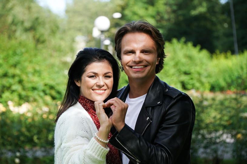 Katarzyna Cichopek i Marcin Hakiel są małżeństwem od wielu lat /TVP /materiały prasowe