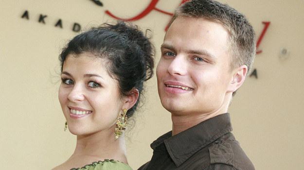 Katarzyna Cichopek i Marcin Hakiel /Wojtalewicz Jarosław /AKPA