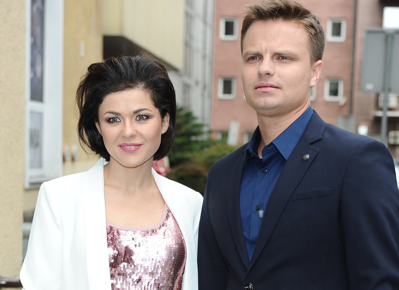 Katarzyna Cichopek i Marcin Hakiel /MWMedia