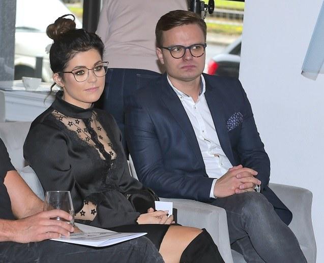 Katarzyna Cichopek i Marcin Hakiel /AKPA /AKPA