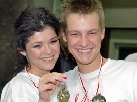 Katarzyna Cichopek i Marcin Mroczek, fot. Marek Ulatowski /MWMedia