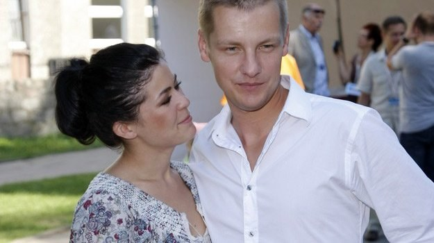 Katarzyna Cichopek i Marcin Mroczek są w kręgu zainteresowań reklamodawców /AKPA