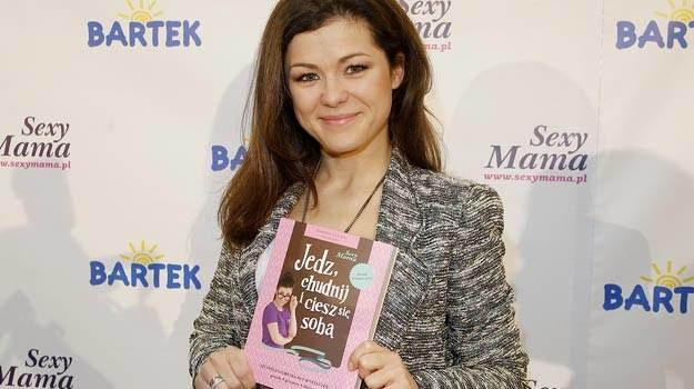 Katarzyna Cichopek tym razem doradza w sprawach zdrowego żywienia /AKPA