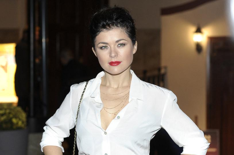 Katarzyna Cichopek wygląda teraz stylowo, ale nie zawsze tak było / Euzebiusz Niemiec /AKPA