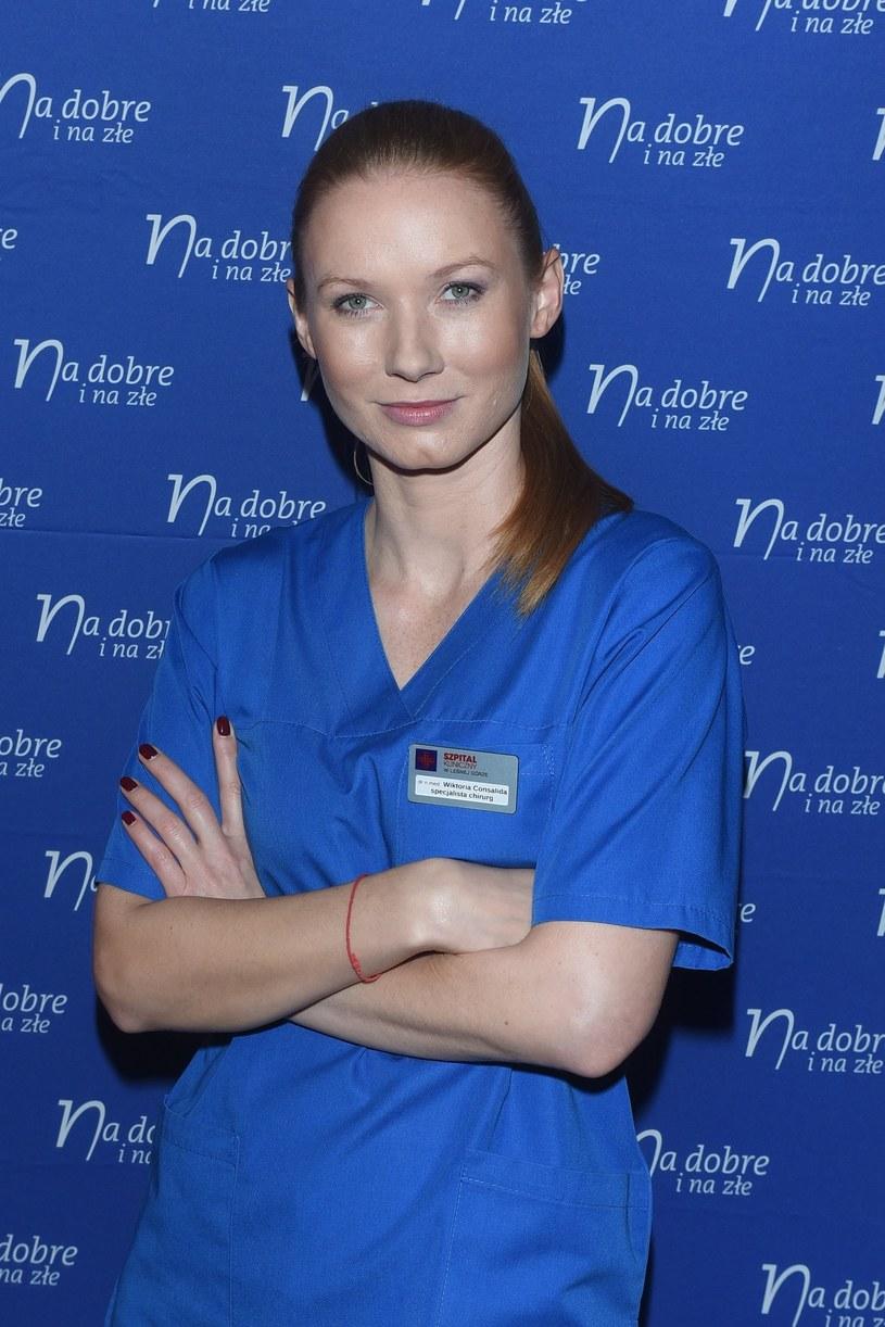 Katarzyna Dąbrowska /VIPHOTO /East News