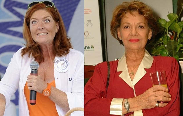 Katarzyna Dowbor i Irena Dziedzic /pomponik.pl /AKPA