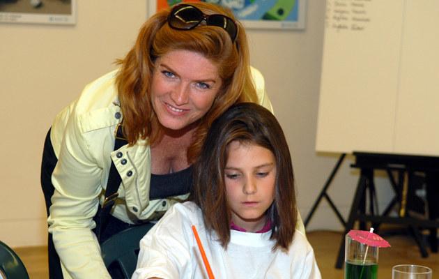Katarzyna Dowbor z córką Marysią /fot.Marek Ulatowski  /MWMedia