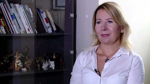 Katarzyna Fatyga, dyrektor generalna Diners Club Polska /Newseria Biznes
