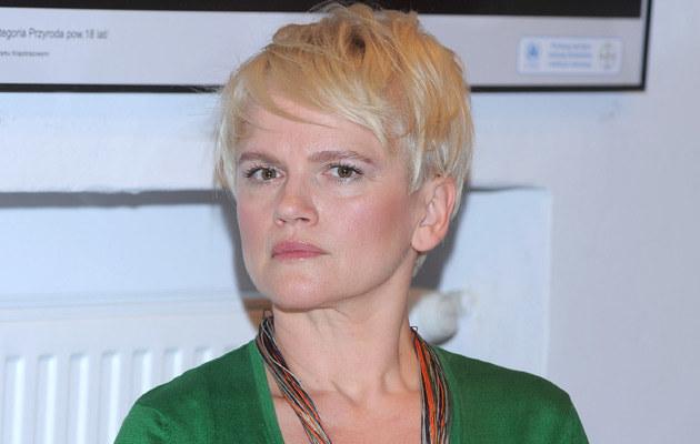 Katarzyna Figura, fot. Andrzej Szilagyi  /MWMedia