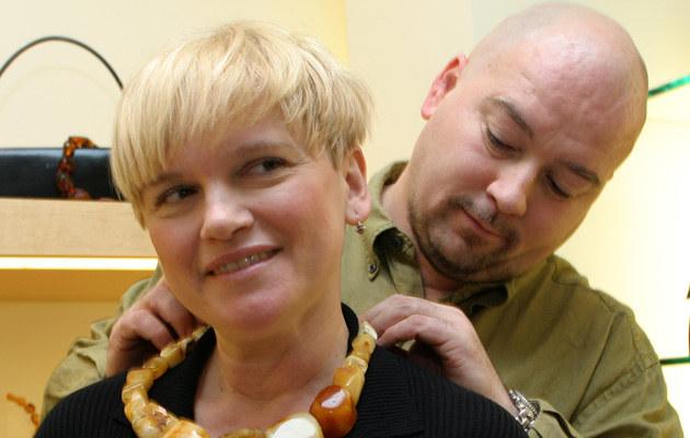 Katarzyna Figura i Kai Schoenhals, fot. Arkadiusz Cygan  /MWMedia